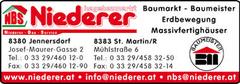 Baumarkt Niederer
